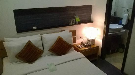 Hotel ONN: Standard room on 2nd floor