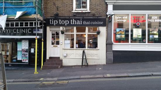 Tip Top Thai