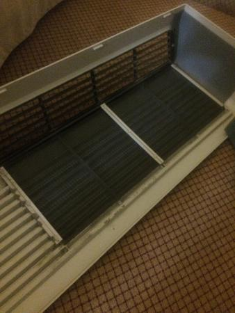 Ramada Williams/Grand Canyon Area: dirty air vents 5