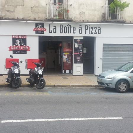 La Boite A Pizza Perigueux Restaurant Reviews Phone