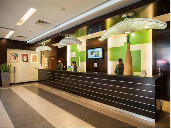 Citymax Al Barsha: Citymax Hotel Al Barsha