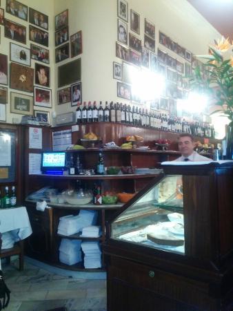 Buccinasco, Italy: View of Restaurant