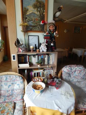 Apartment House Jager : На ресепшене