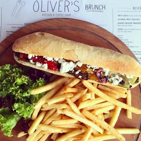Oliver's Kitchen & Coffee Shop
