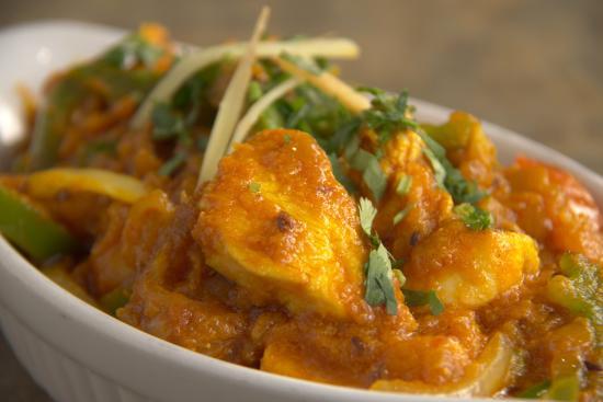 Spice Hut Indian Cuisine.: Chicken Jalfrezi