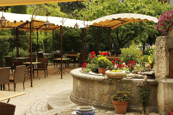 Le Carmel : Fontaine