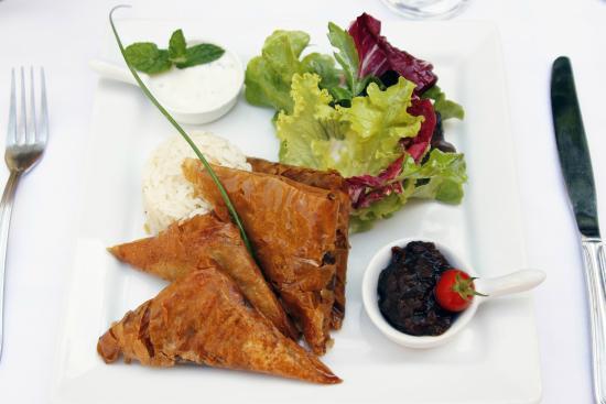 Le Carmel : Restaurant