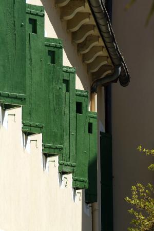 Le Carmel : Volets