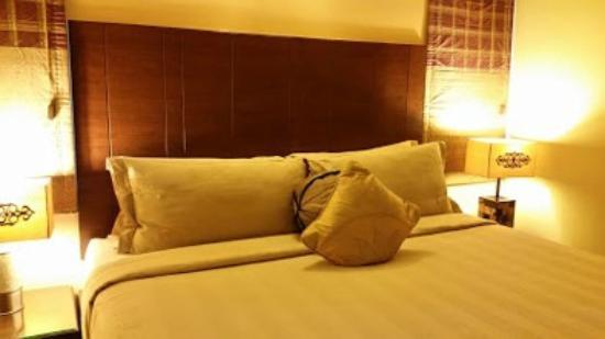 juSTa Indiranagar, Bangalore : Our room