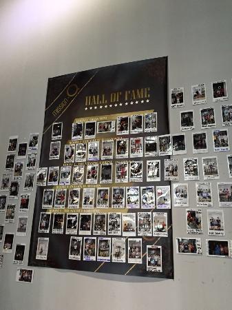 Mission-Q: Hall of Fame.