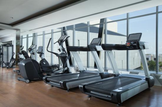 Best western premier solo baru indonesia review hotel for Solo fitness gym