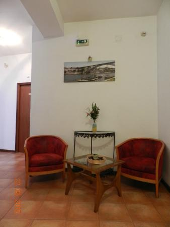 Residencial Triunfo: Холл второго этажа