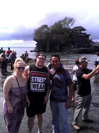 Bali Santika Driver - Day Tours