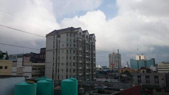 My Dian Suites: from the balcony