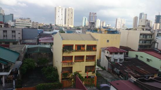 My Dian Suites: view outside