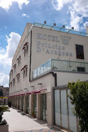 Hotel Principe d'Aragona: FACCIATA