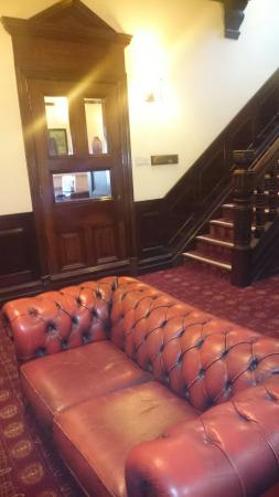 Churchills Hotel: Disappointed