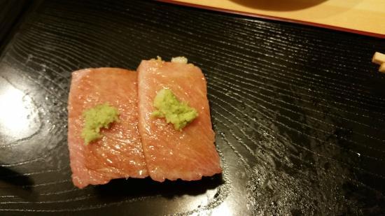 Koyoshi: Omakase - toro