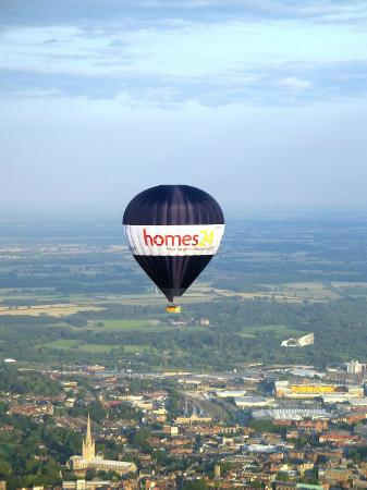 Broadland Balloon Flights
