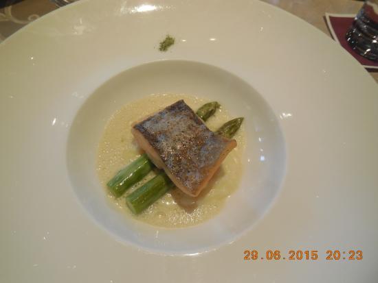 Hotel Alpenhof Hintertux : Food is excellent