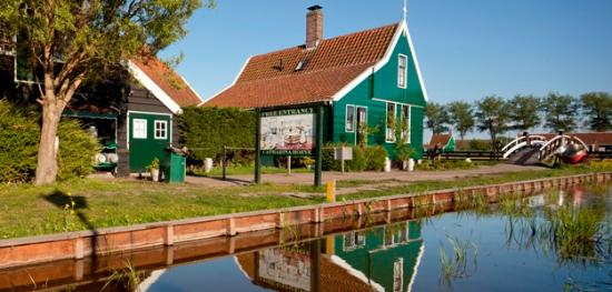 Zaandam, Hollanda: The Catharina hoeve