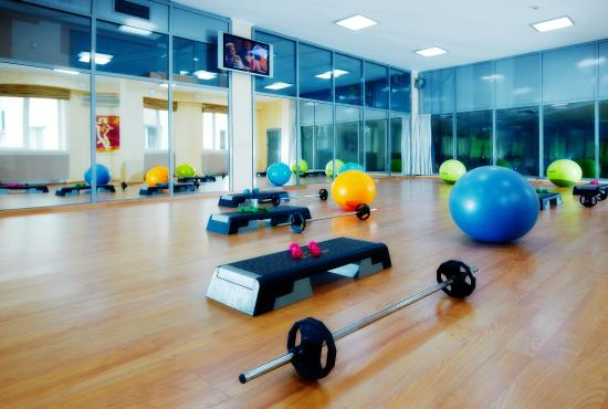 Fitness Center of the Hotel Complex Berezka