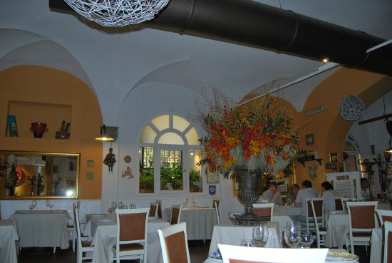 Capricci Siciliani: autre vue salle de restaurant