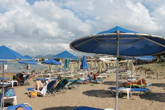 Elena Beach Hotel: Spiaggia dell'hotel