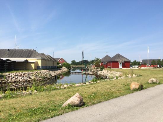 Frederiksvaerk, الدنمارك: Marina