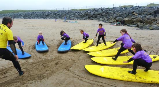 Lahinch Surf Experience照片