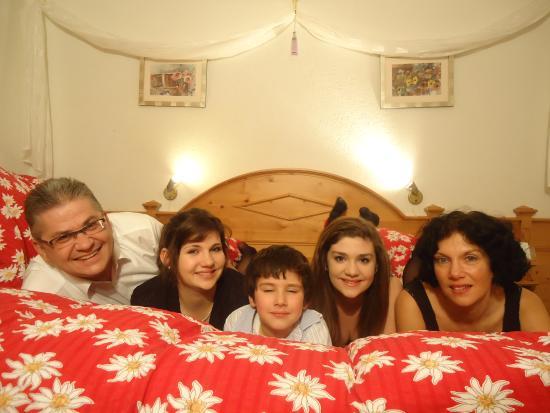 Hotel Bürchnerhof: Familie Lehner