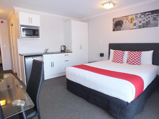 Photo of 136 On Bealey Motel Christchurch