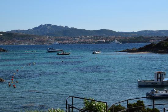 Santo Stefano Resort: il mare del villaggio