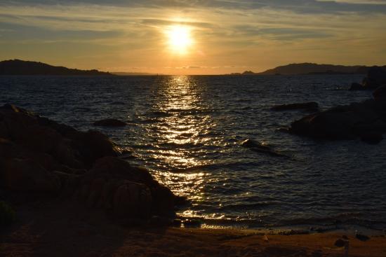Clubviaggi Resort Santo Stefano: tramonto