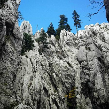 Bijele & Samarske Stijene