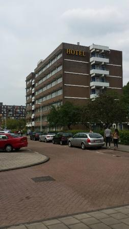 New West Inn Amsterdam: Außenansicht