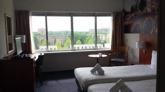 New West Inn Amsterdam: Zimmer in der sechsten Etage