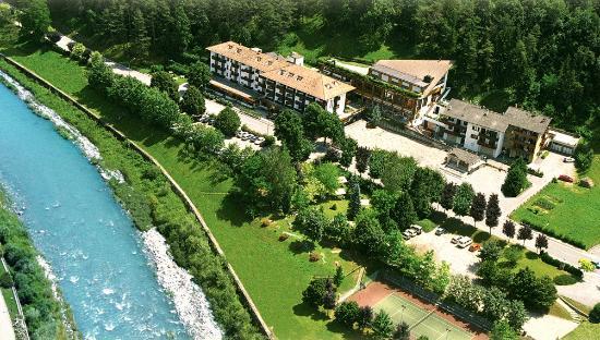 Cattoni Hotel Plaza Ponte Arche Tn Terme Di Comano