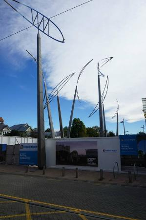Christchurch Art Gallery (Te Puna o Waiwhetu): The gallery.