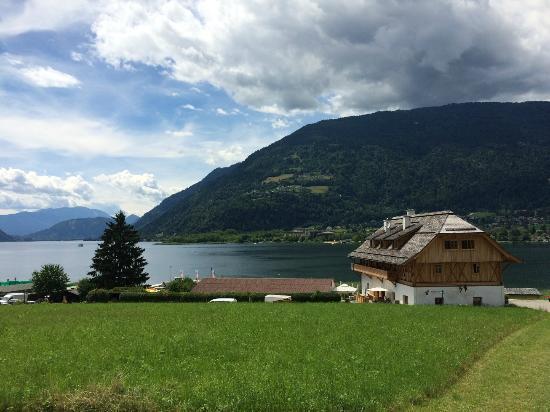 Jaegerhotel: Lake Ossiacher