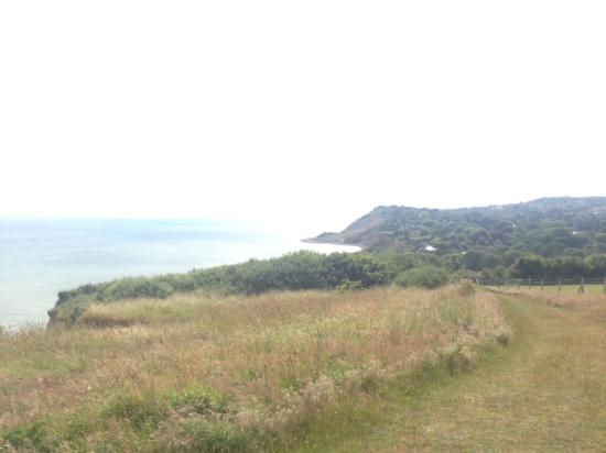 Fairlight, UK: A 10 minute-walk from the house!