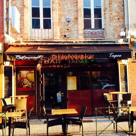 O Faubourg Joie