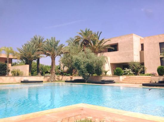 La piscine picture of sirayane boutique hotel spa for Boutique piscine