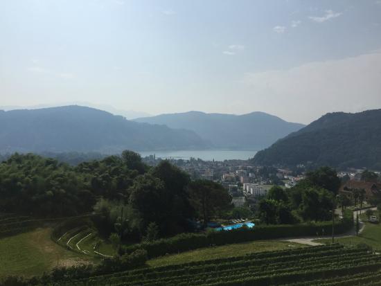 Hotel Paladina : Lake view from hotel