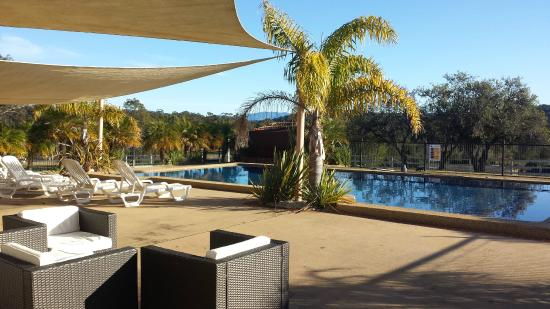 The Oaks Ranch and Country Club : Pool area