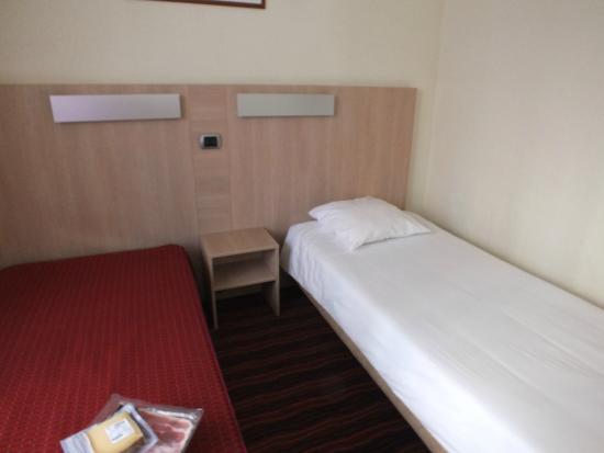 Astrid Centre Hotel Brussels: Постели