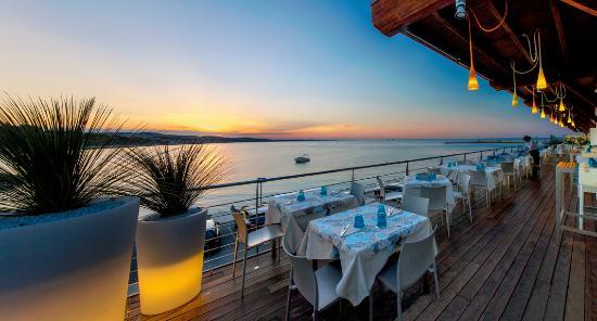 terrazza - Bild von Desiderio Al Molo 71, Ancona - TripAdvisor