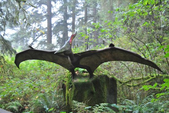 Prehistoric Gardens: The Flyer