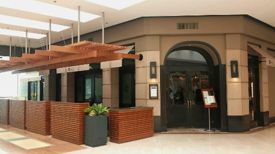 entrance to marche moderne picture of marche moderne costa mesa tripadvisor