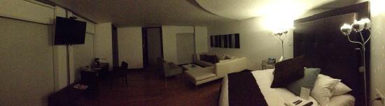 Le Parc Hotel: Junior Suite